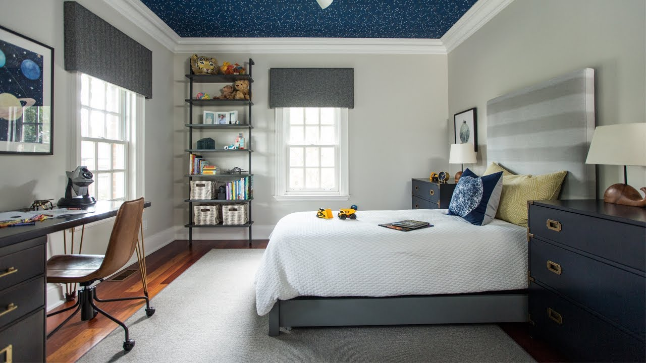 Room Tour: Stylish Kids' Bedroom Makeover Ideas
