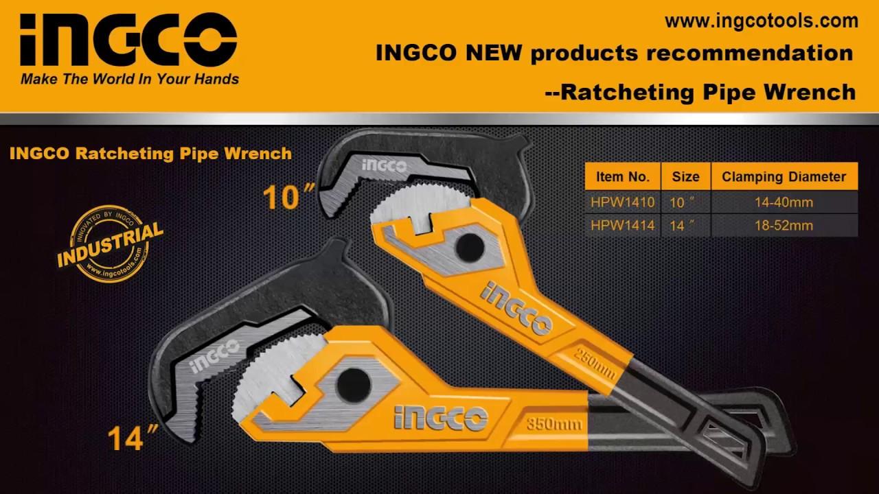 "New FACOM sk Stillson 10/"" Steel Adjustable pipe Wrench"