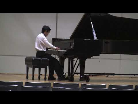 "2017 09 30 UNC-SA Classical Competition Junior Category First Place Beethoven ""Pathetique"" 1280x720"