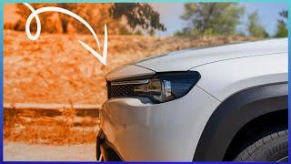 ¡Haciendo HISTORIA! LA TECNOLOGIA del Mazda 100% eléctrico!