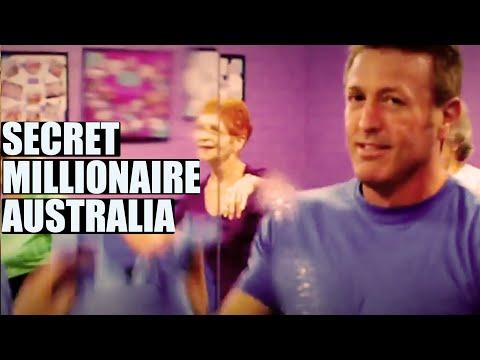 Secret Millionaire Australia Series 2 Promo