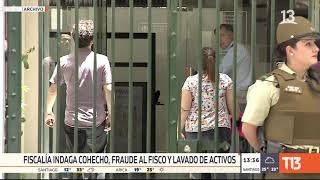 Formalizan a las 21 personas detenidas por fraude y cohecho en el MINVU
