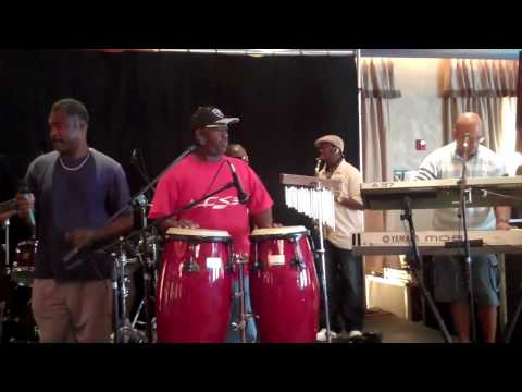 The House Band in  New Jersey Pt 1
