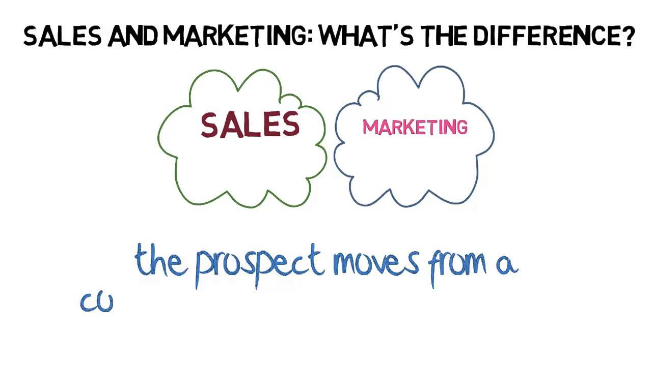 Sales And Marketing | eNotes