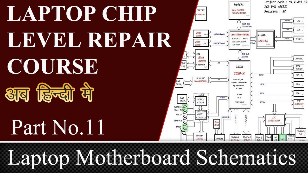 Download Schematics Using Motherboard PN - YouTube