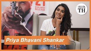 Interview with Priya Bhavani Shankar: I hope Mafia helps break the 'homely' tag