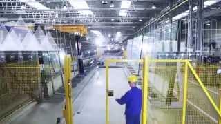 Oknoplast: Backstage della produzione di finestre in PVC