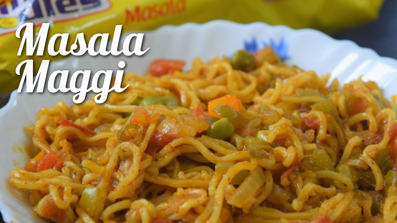 maggi noodle promotional mix Maggi noodles first appeared on the market here in 1983, and over the next 25 years, they enjoyed a 90% of the instant noodle market (that share has dropped in the last few years, thanks to the.