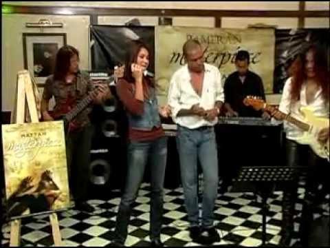 Hattan - Kita Insan Biasa(Duet)karaoke version