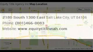Equity Title Agency Inc Corporate Office Contact Information Thumbnail