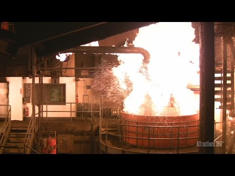 Backdraft Fire Special Effects Show - Universal Studios Hollywood
