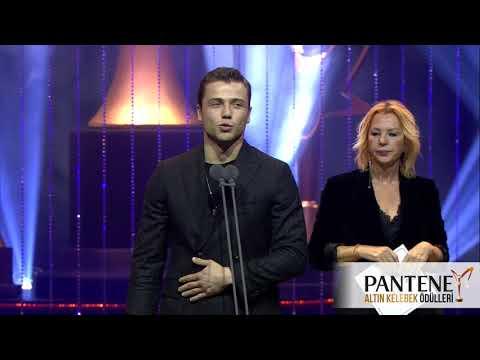Pantene Altın Kelebek En İyi Erkek Oyuncu Ödülü – Tolga Sarıtaş
