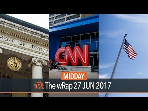 Pork barrel scam, CNN, Travel ban | Midday...