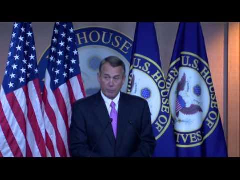"John Boehner on Obamacare: ""Is this a joke?"""