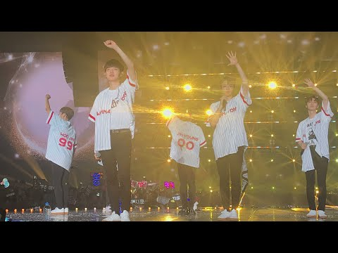 [4K Fancam]180728 Gold Wanna One {One:The World In HK}