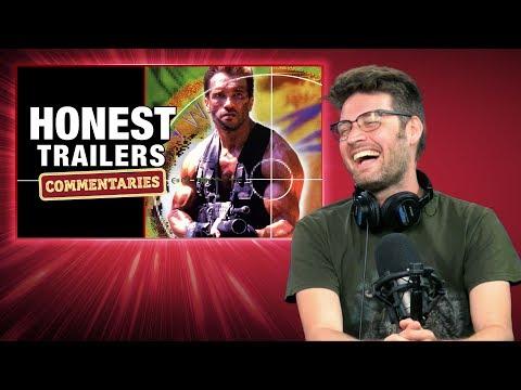 Honest Trailers Commentary - Predator