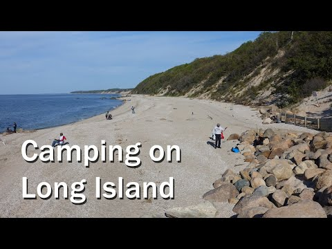 Camping on Long Island at Wildwood State Park