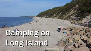 Camping on Long IsĮand at Wildwood State Park