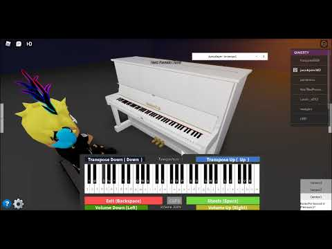 Roblox Moonlight Sonata 3rd Movement