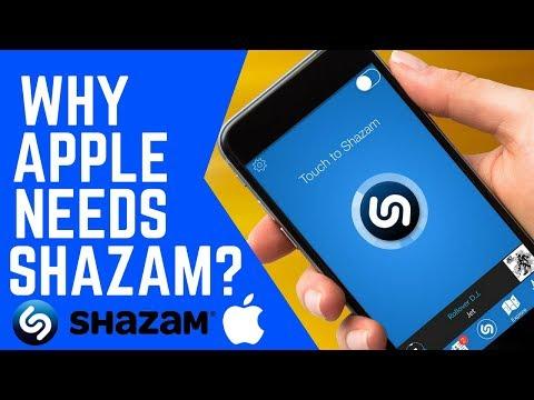 Why Did Apple Buy Shazam?