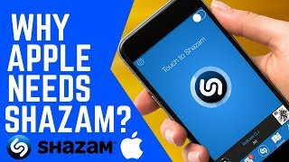 Why Did Apple Buy Shazam?