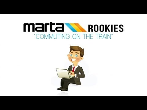 A Rookie's Guide to Riding the MARTA Train