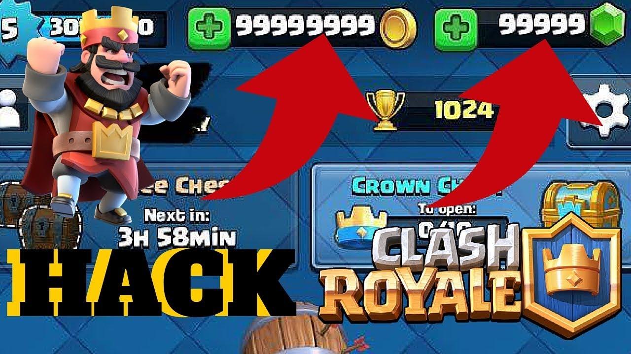 free gems clash royale ios