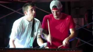 Twenty One Pilots: Slowtown Live @ The LC Pavilion 10-19-12