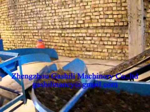 rubber powder making line for Uzbekistan client