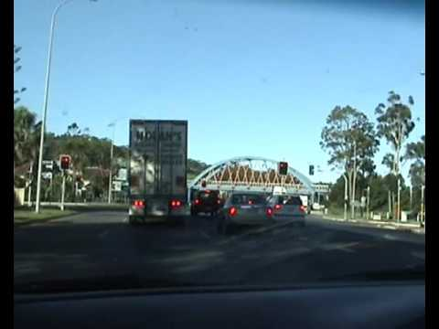 OSFT VLog | January 23rd 2006 - Driving from Kempsey to Surfers Paradise