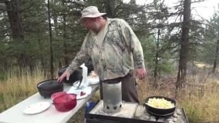 Dutch Oven Mountain Man Breakfast