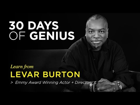 LeVar Burton on CreativeLive  Chase Jarvis LIVE  ChaseJarvis
