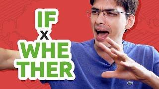 IF x WHETHER | Qual a diferença e como usar? thumbnail