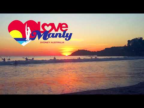 The Beaches of Manly in Sydney Australia - Manly Beach, Shelly Beach, Collins Beach