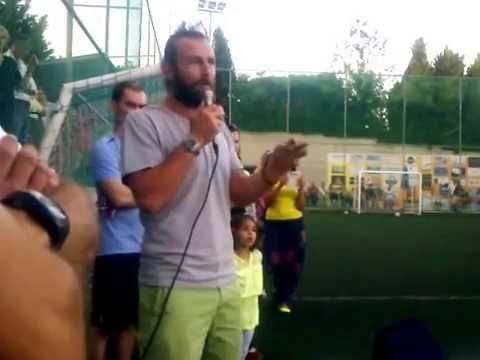 Ioannis Amanatidis (Football Player) at Germaniki Akadimia