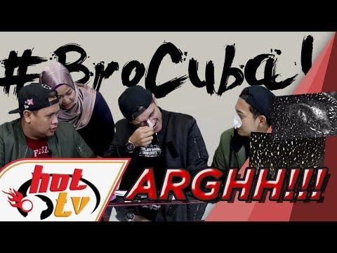 Bro Cuba : Blackhead 3 tahun simpan ke tu?