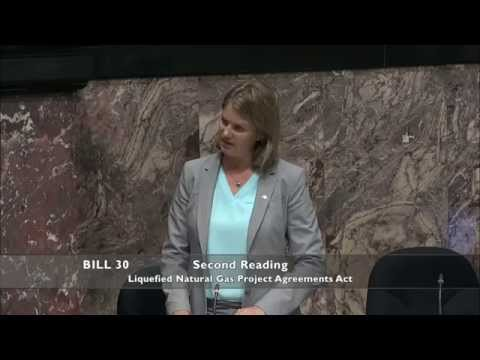 MLA Rice: LNG deal bad for BC