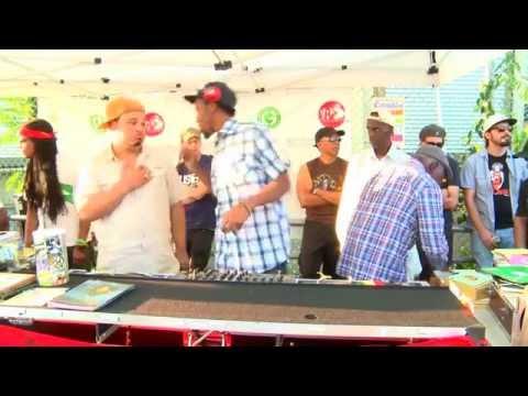 Downbeat The Ruler. Reggae on the Boardwalk September 4, 2016