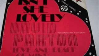David Parton - Isn`t She Lovely ( Stevie Wonder )