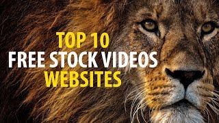 Top 10 FREE Stock Videos Websites