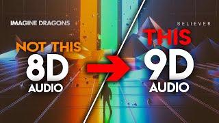 Gambar cover Imagine Dragons - Believer [9D AUDIO | NOT 8D] 🎧