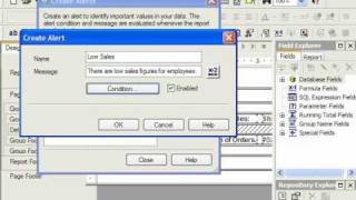 Crystal Reports Tutorial Exchange Message Tracking Logs Business ...