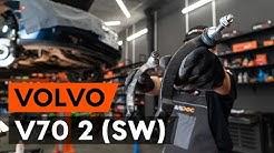 Wie VOLVO V70 2 (SW) Spurstangenkopf wechseln [AUTODOC TUTORIAL]