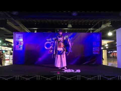 [Cosplay Contest]mikazuki munechika