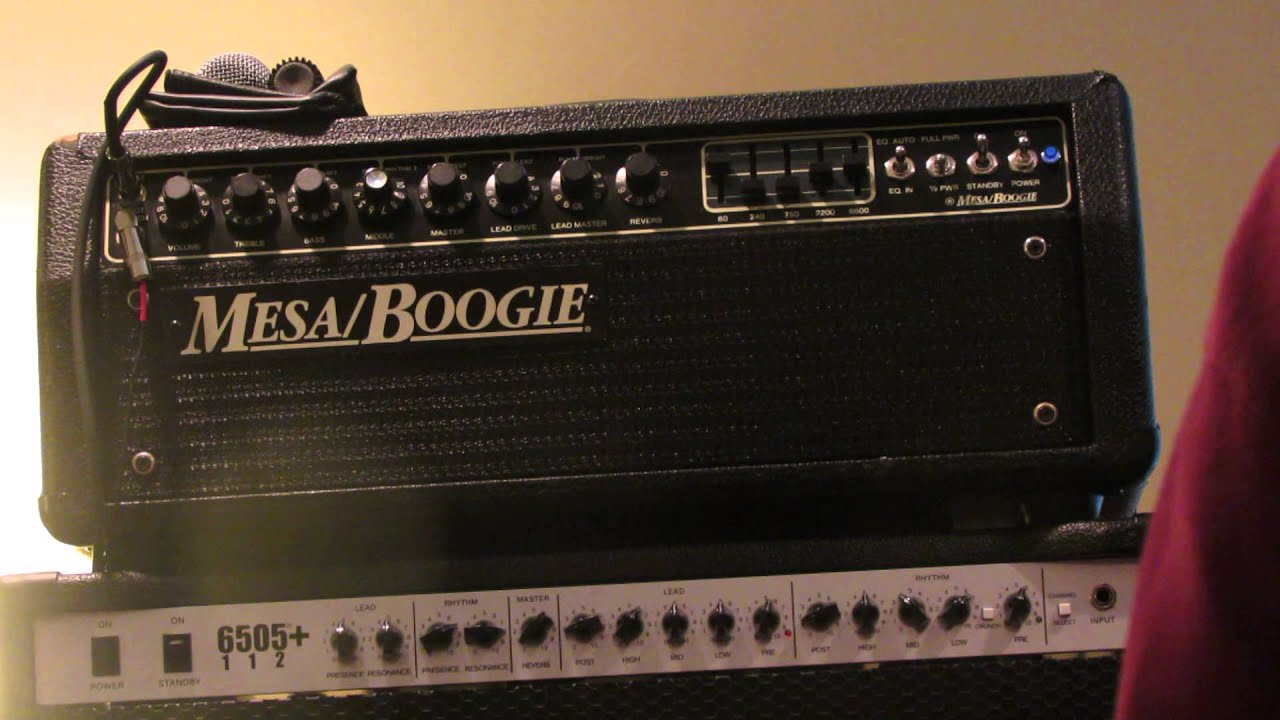 Mesa Boogie Mark V Used