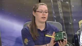 CubeSats on a Mission!