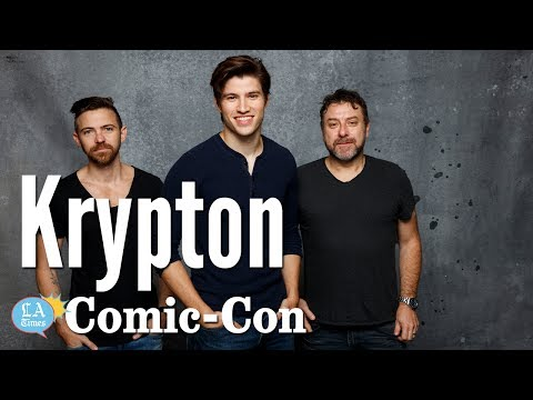 """Krypton"" Will Teach You Something New About Superman: Comic-Con 