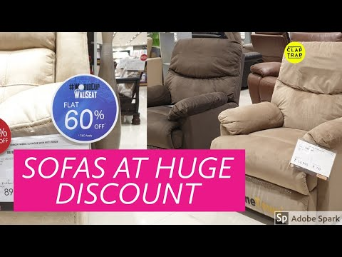 HUGE DISCOUNT ON SOFAS