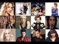 Top Mayores éxitos de cantantes de OT Operacion Triunfo España (2001-2018)