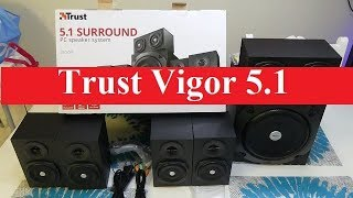 TRUST Vigor Speaker Set for PC and Laptop price in Kuwait